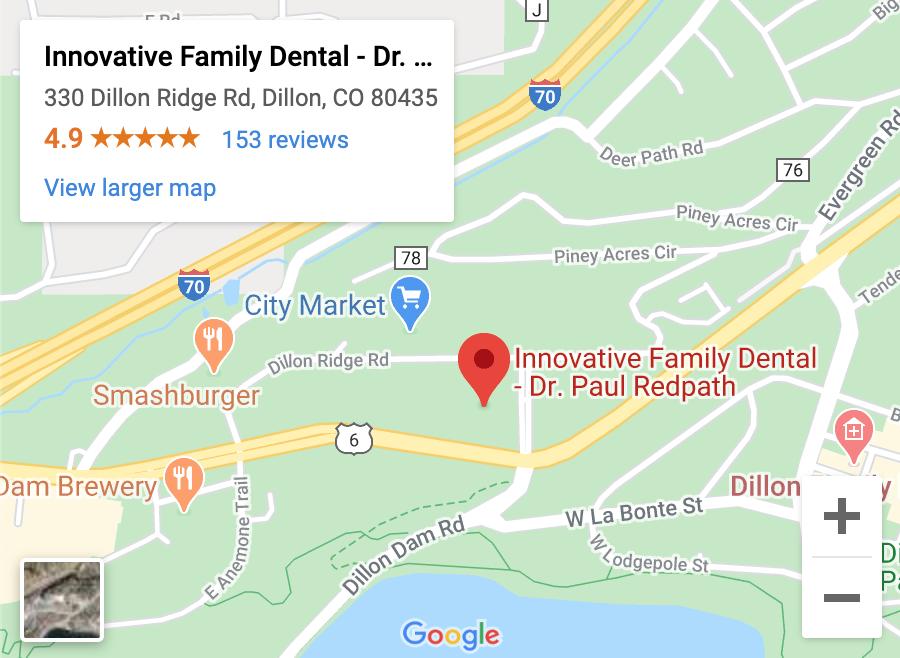 Dentist Dillon CO